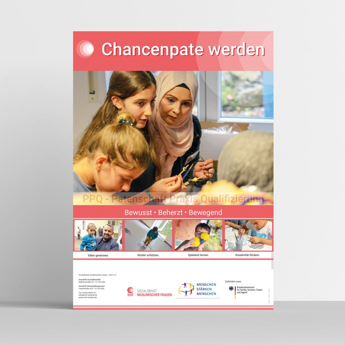CHANCENPATE - Plakat