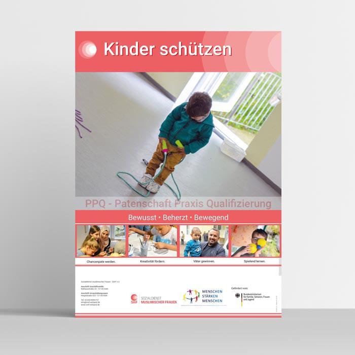 KINDER - Plakat