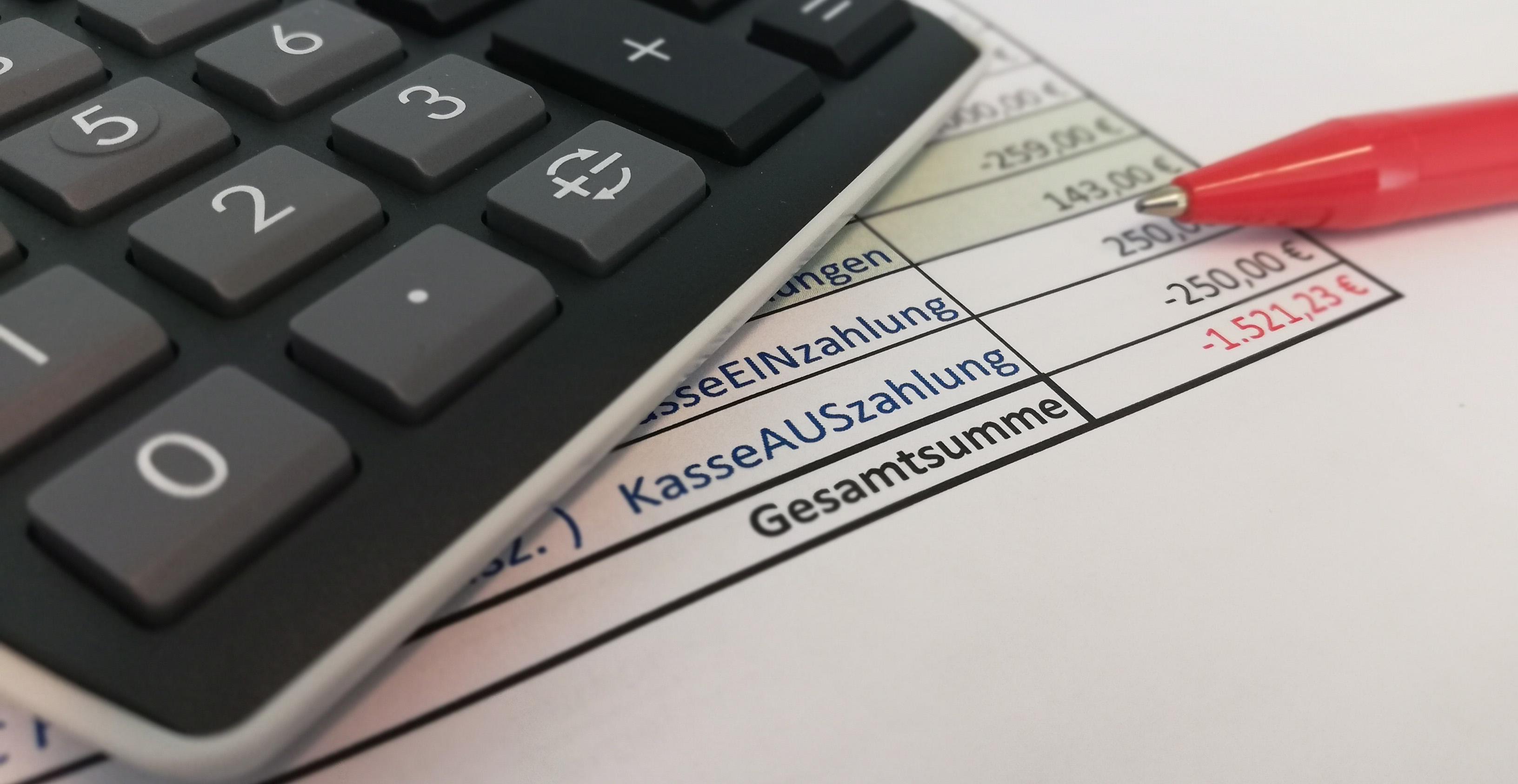 """Für Frauenorganisationen: """"Kompaktkurs Vereinsbuchhaltung"""""""