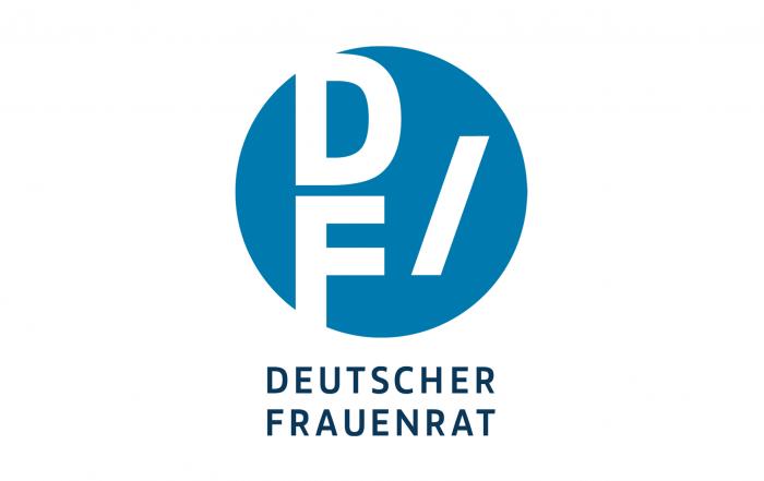 Logo Deutscher Frauenrat