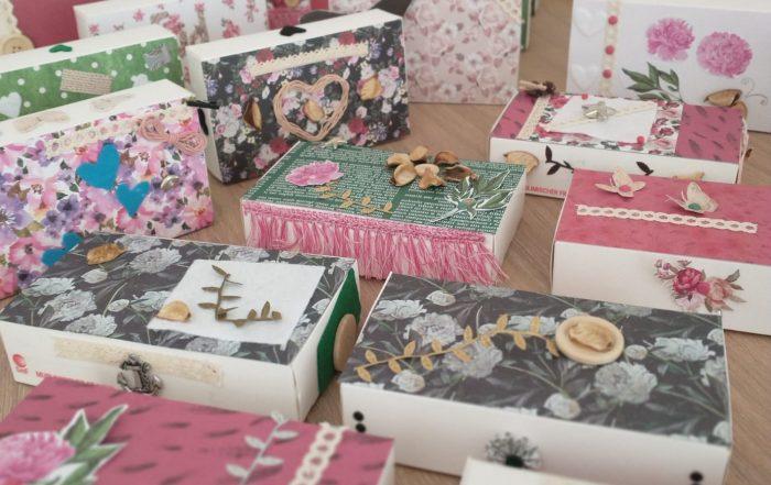Bayram-Päckchen liegen bereit