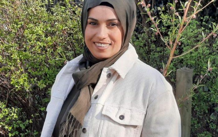 BR-Beitrag: Ayla Inan: muslimische Mädchen und Frauen stärken