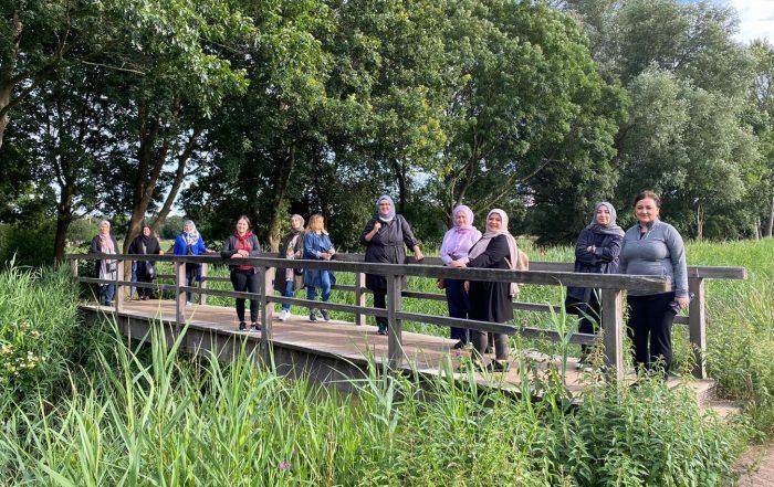 Frauen in Bewegung – Historischer Spaziergang in der Graft